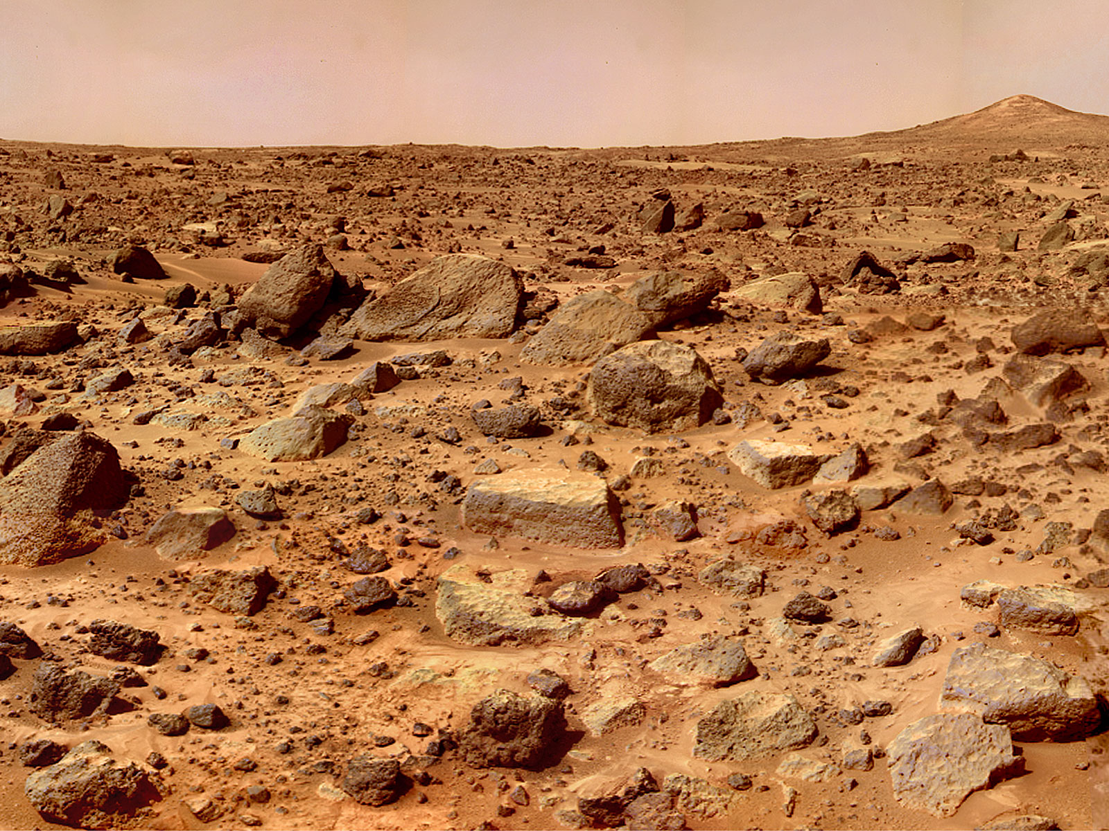 pictures from mars - HD1600×1200